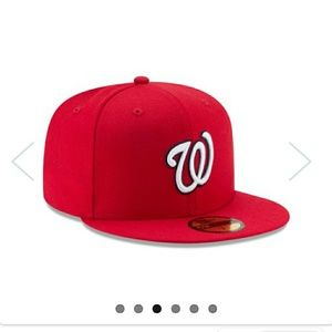 New Era Washington Nationals 59Fifty Fitted Hat